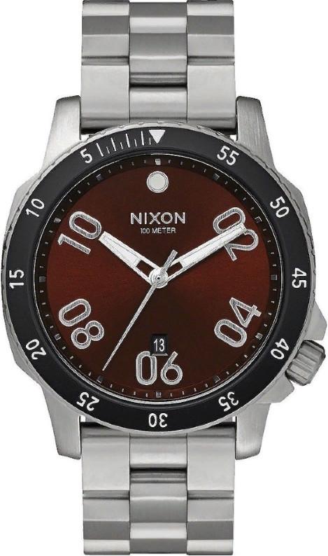Наручные часы Nixon Ranger 44mm Brown/S…