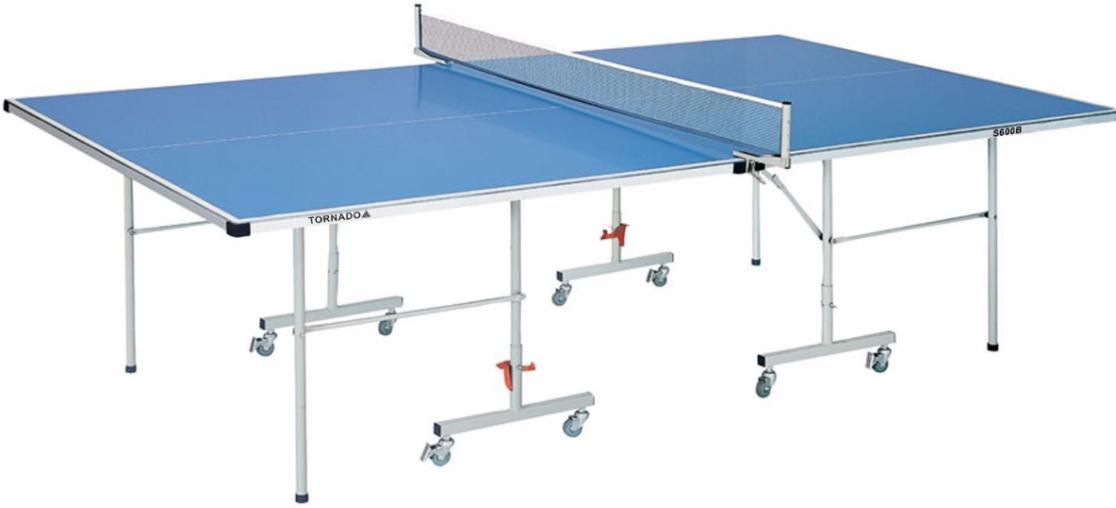 Теннисный стол DFC Tornado S600B Blue
