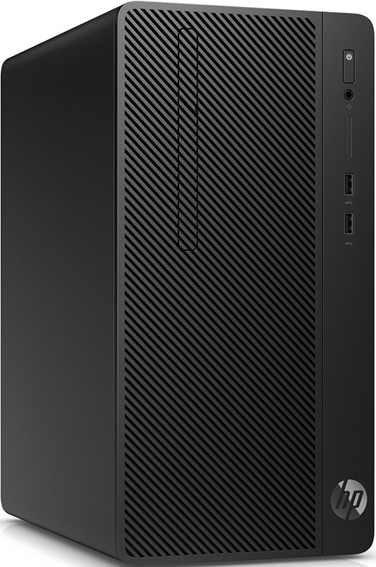 HP 290 G2 3,6GHz/4Gb/1Tb/W10 Black