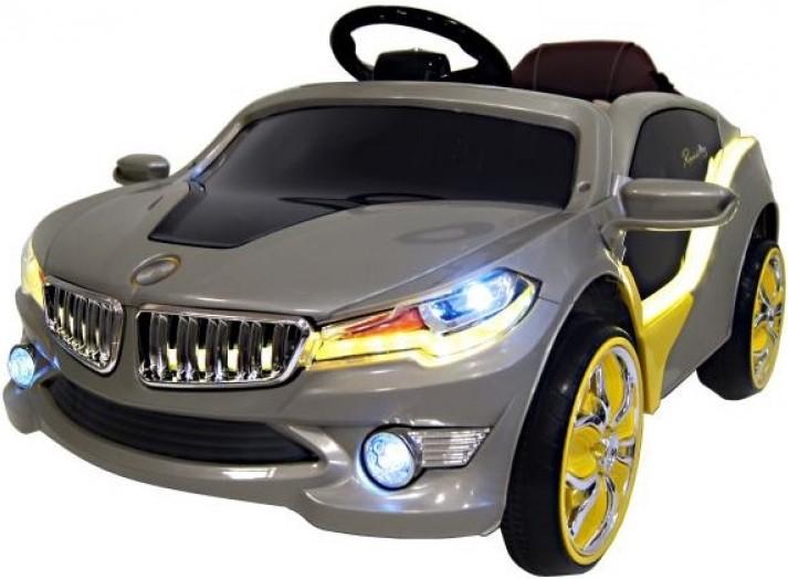 Электромобиль RiverToys BMW O002OO VIP Silver