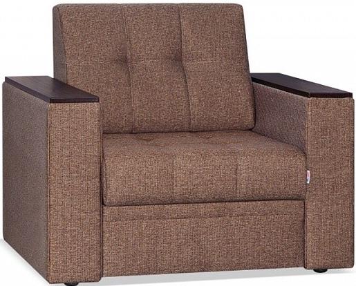 Кресло-кровать Цвет Диванов Атланта Next медный 108x90x94 см