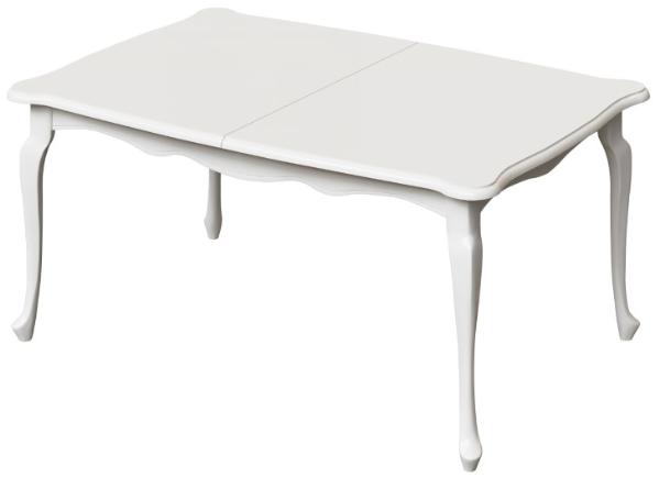 Кухонный стол Интердизайн Винтаж белый/…