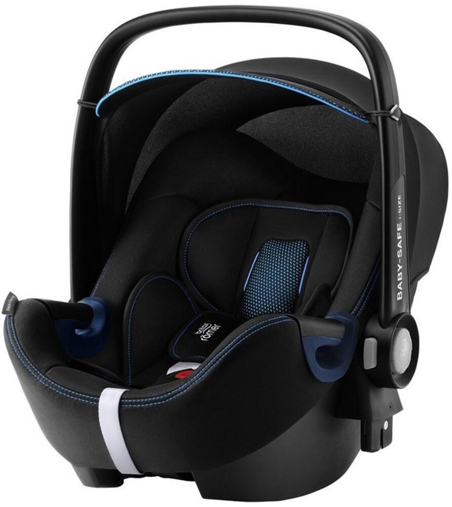 Автокресло Britax Roemer Baby-Safe2 i-Size Cool Flow Blue (0-13 кг)