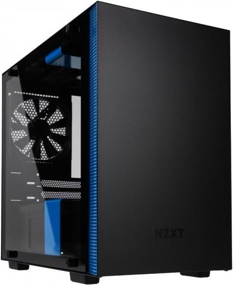 Корпус для компьютера NZXT H200i mITX M…