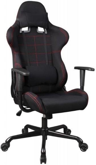 Игровое кресло Бюрократ 771/BLACK+BL че…