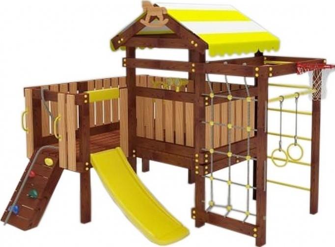 Мир детских площадок Савушка Baby-7
