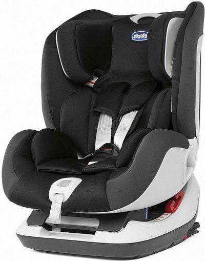Автокресло Chicco Seat UP 012 Jet Black (0-24 кг)