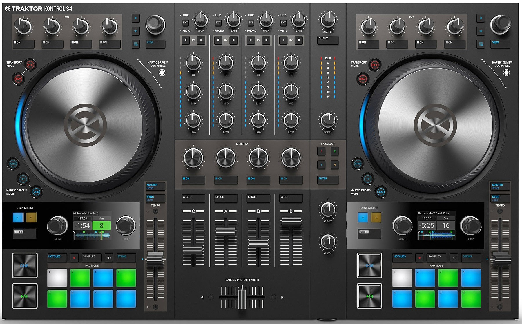 Dj-контроллер Native Instruments Trakto…