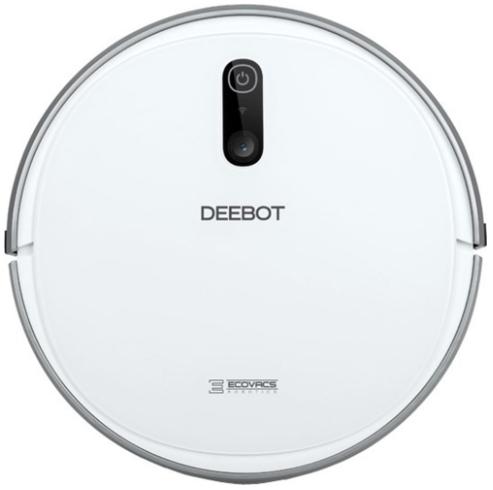 Робот-пылесос Ecovacs Deebot 710 White