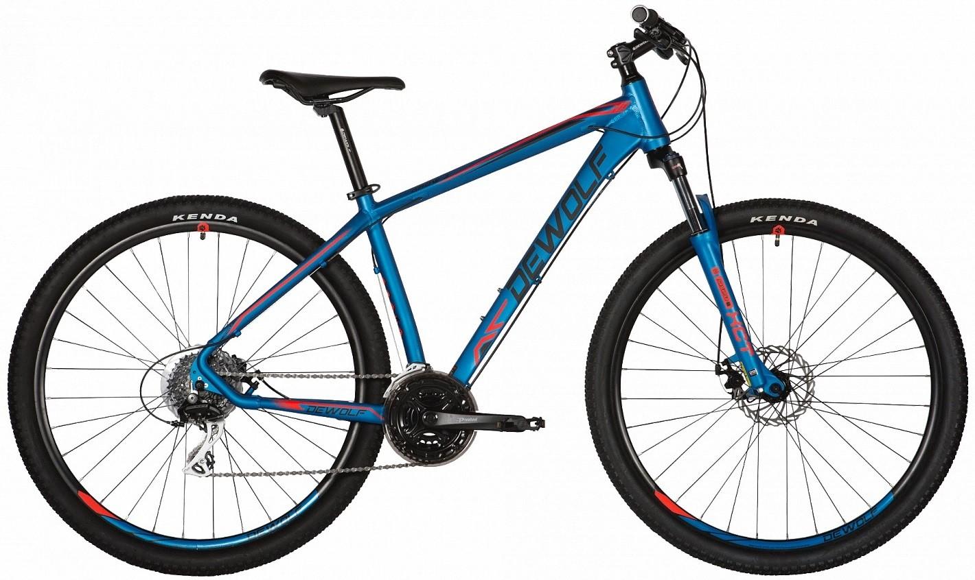 "Велосипед Dewolf Grow 3 Blue 29"""