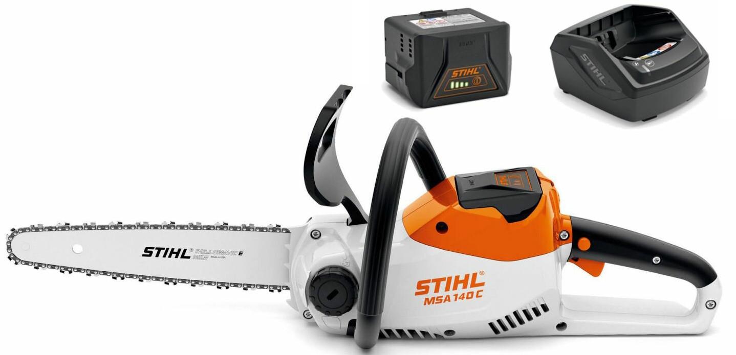 Электропила Stihl MSA140C-BQ