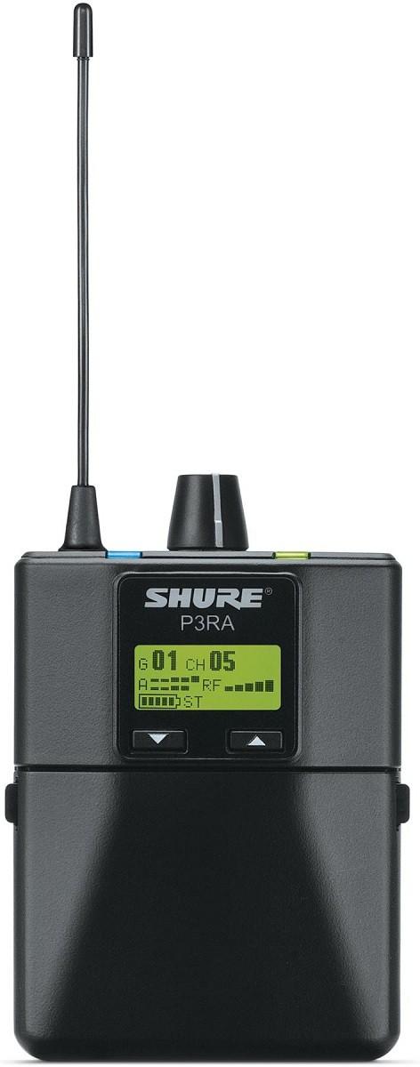 Передатчик Shure P3RA M16