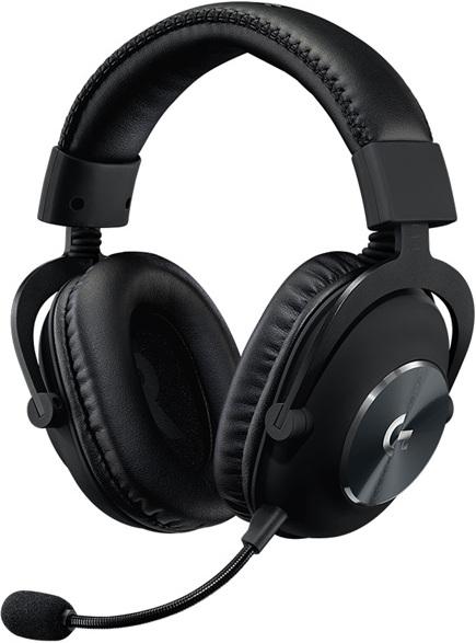 Гарнитура Logitech G Pro X Black