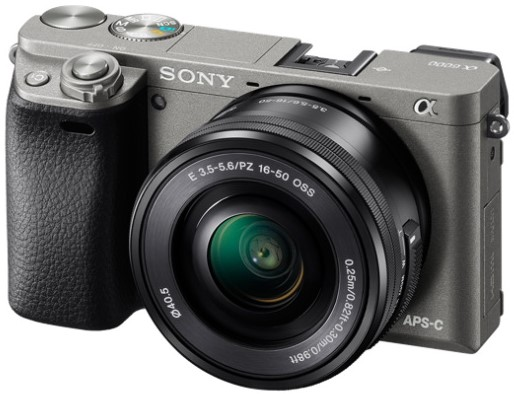 Фотоаппарат Sony Alpha A6000L Kit 16-50mm ILCE-6000L Graphite