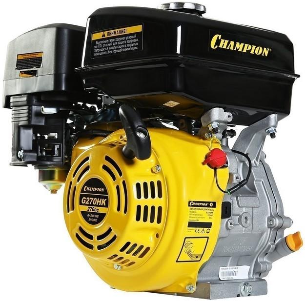 Двигатель Champion G270HK