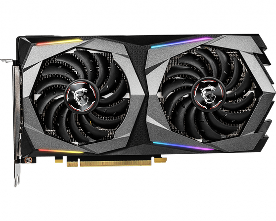 Видеокарта MSI GeForce RTX 2060 Gaming 6Gb Retail