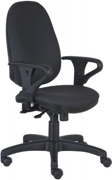 Кресло персонала Бюрократ T-612AXSN/GREY JP-15-1 серый