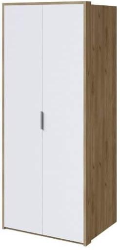 Шкаф Интердизайн Тоскано дуб крафт/белый 2209x968x599 см