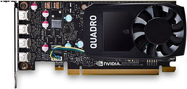 Видеокарта PNY Quadro P620 2Gb