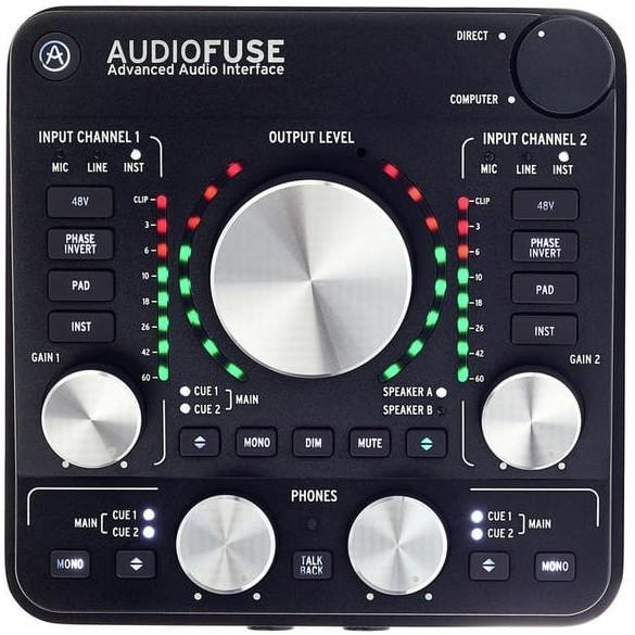 Звуковая карта Arturia Audiofuse Dark B…