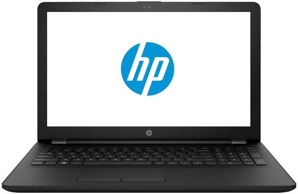 """Ноутбук HP 15-ra000ur 15,6""""/1,6GHz/4Gb/128GbSSD/W10 Black"""