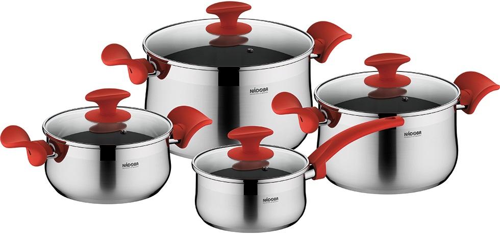 Набор посуды Nadoba 727519 (8 предметов)