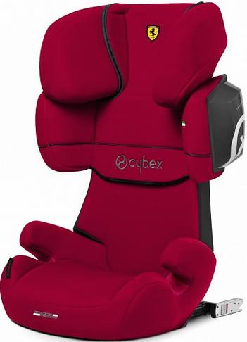 Автокресло Cybex Solution X2-Fix FE Fer…