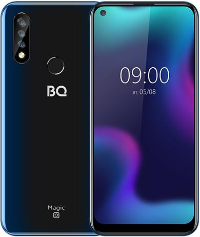 Смартфон BQ 6424L Magic O LTE 3Gb 32Gb Blue