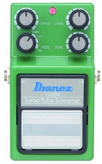 Педаль эффектов Ibanez TS9DX Turbo Tube…