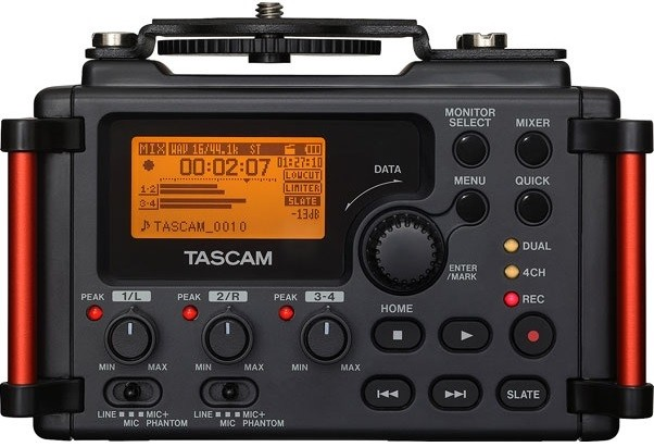 Рекордер Tascam DR-60DMK2