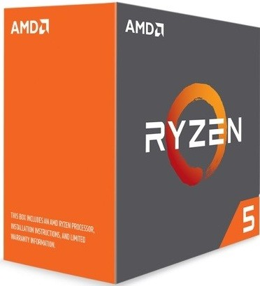 Процессор (CPU) AMD Ryzen 5 1600X 3.6GHz BOX