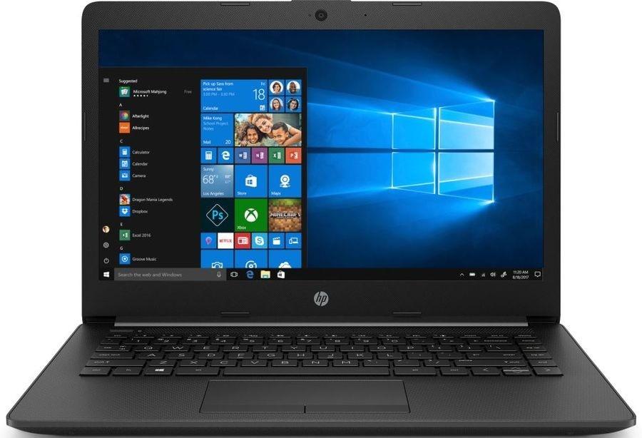"""Ноутбук HP 14-cm0515ur 14""""/2,3GHz/4Gb/128GbSSD/W10 Black"""