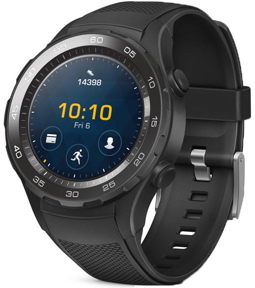 Умные часы Huawei Watch 2 Sport LEO-DLX…
