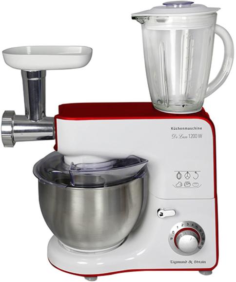 Кухонная машина Zigmund&Shtain De Luxe ZKM-995