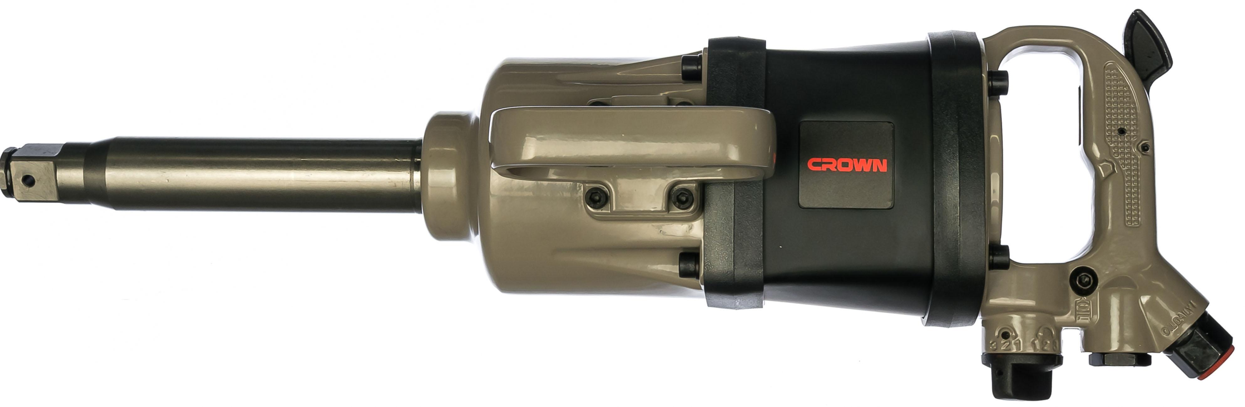 Пневмогайковерт Crown CT38116 BMC