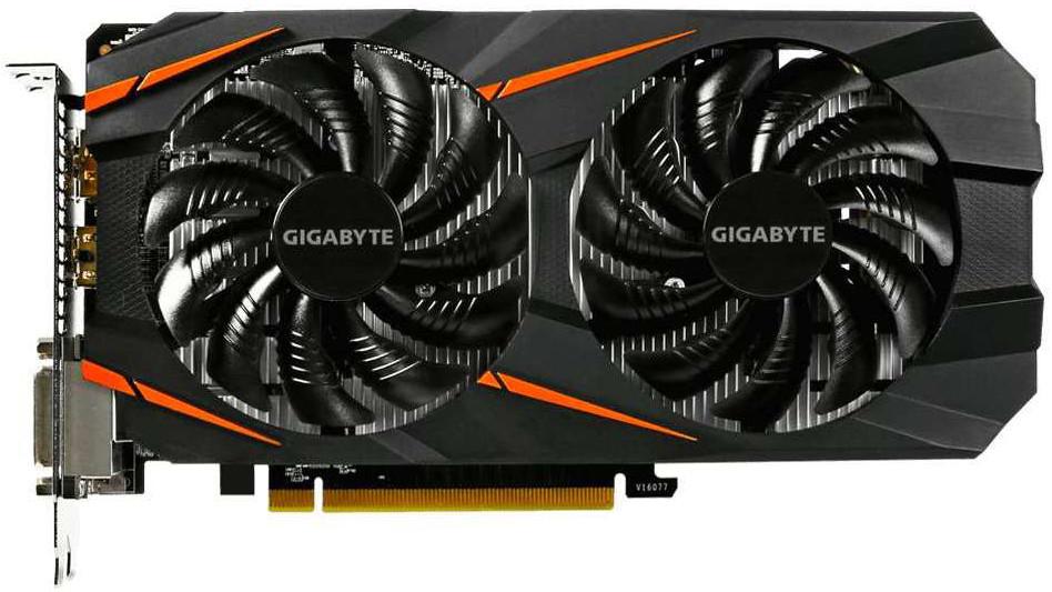 Видеокарта Gigabyte GeForce GTX 1060 Wi…