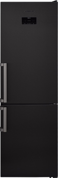 Холодильник Scandilux CNF 341 EZ D/X Dark Inox