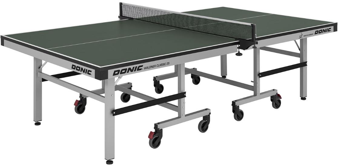 Теннисный стол Donic Waldner Classic 25 Green