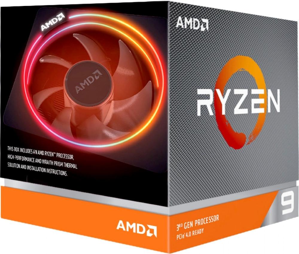 Процессор (CPU) AMD Ryzen 9 3900X 3.8GHz BOX