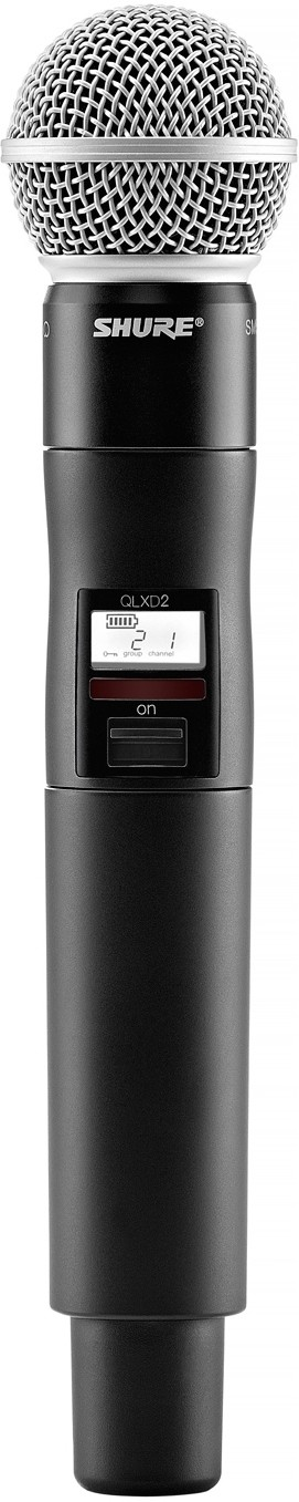 Цифровая радиосистема Shure QLXD2/SM58 …