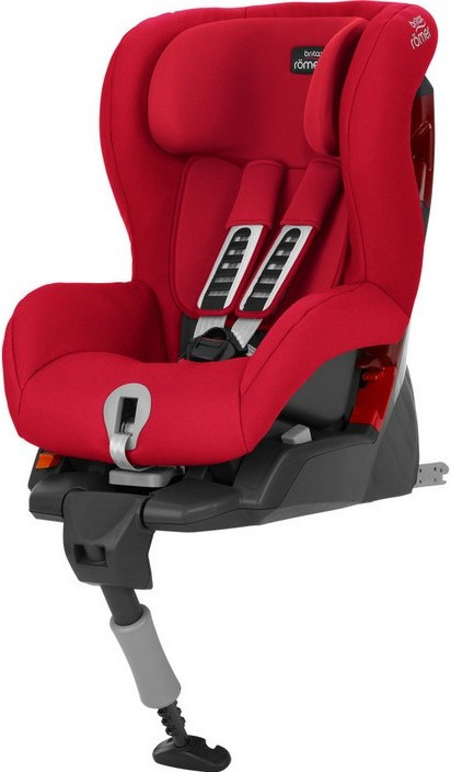 Автокресло Britax Roemer Safefix Plus Fire Red (9-18 кг)
