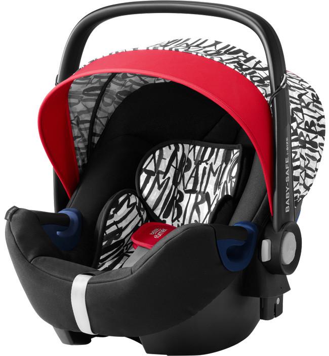 Автокресло Britax Roemer Baby-Safe2 i-Size Letter Design (0-13 кг)