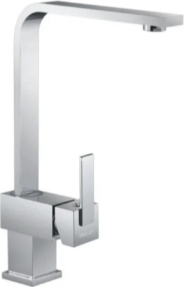 Смеситель Oulin OL-8075S серебро