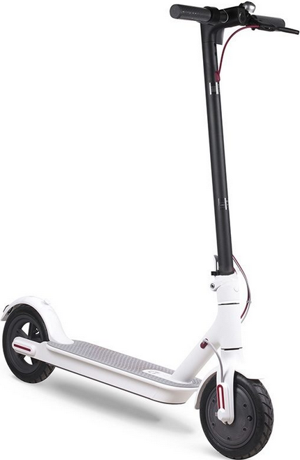 Электросамокат Xiaomi MiJia Smart Electric Scooter M365 White