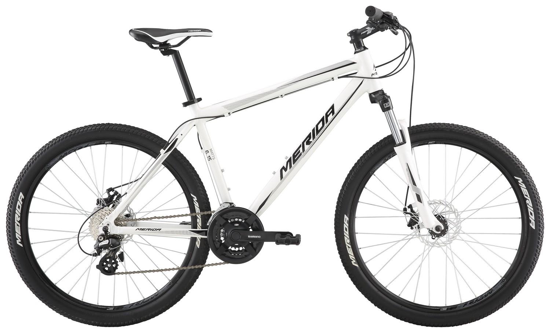 Велосипед Merida Matts 6.15-MD (2019) б…