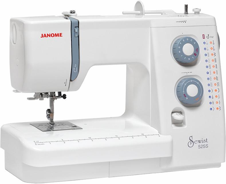 Швейная машина Janome 525S