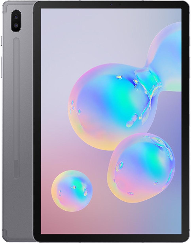 """Планшет Samsung Galaxy Tab S6 10.5"""" Wi-Fi 6Gb 128Gb Grey"""