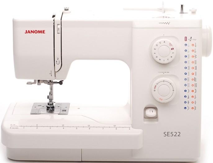 Швейная машина Janome Sewist SE 522
