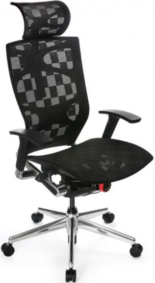 Кресло руководителя Бюрократ 811/BLACK …