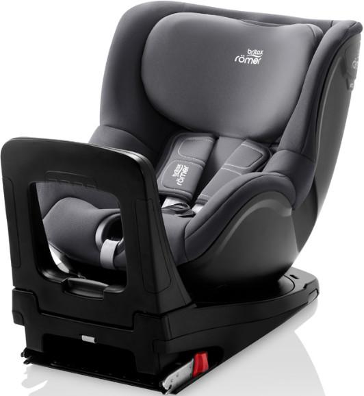 Автокресло Britax Roemer Dualfix M i-Size Storm Grey (0-18 кг)